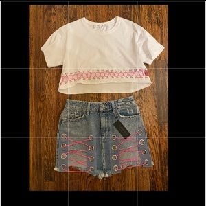 Outfit from lf store carmar